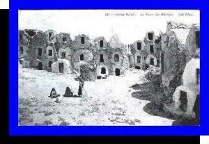Medenine v.1915 Dorfansicht (3980)