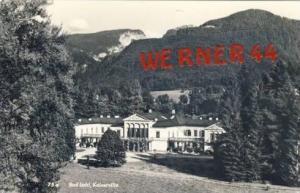 Bad Ischl v.1957 Kaiservilla (7056)