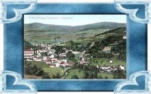 Urbeistal v.1916 Dorfansicht (11719)