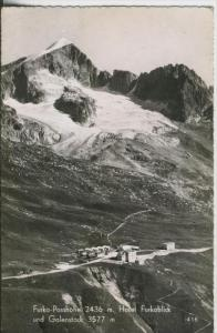 Furka Passhöhe v. 1954  Hotel Furkablick  (43300)