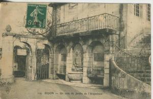 Dijon v. 1908  Un coin du Jardin de I`Arquebuse  (43417)