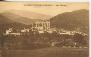 Saint Bertrand de Comminges v. 1922  Total Dorf Ansicht  (43467)