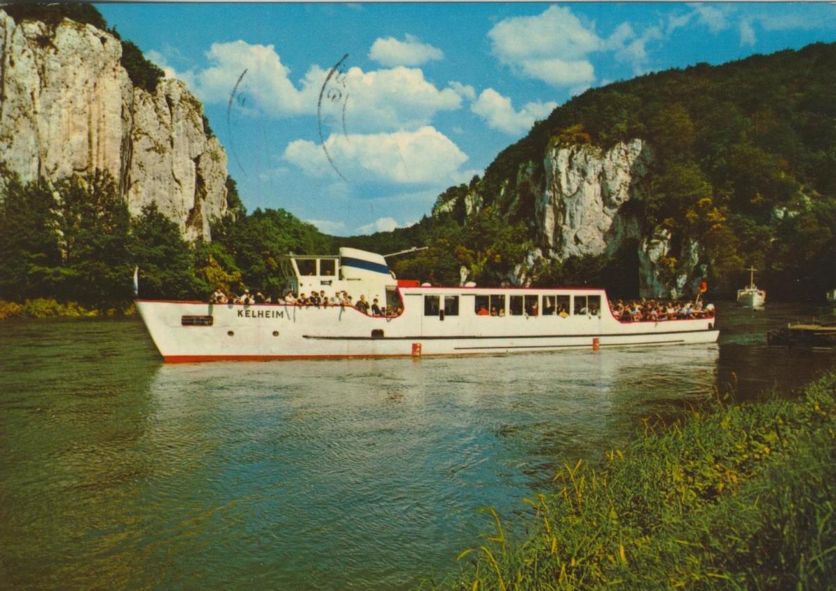 Schiff Kelheim