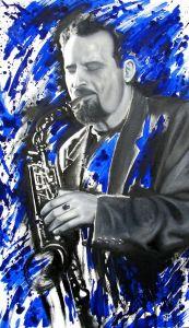 Stefano Maltese, Öl auf Leinwand, 70x50cm