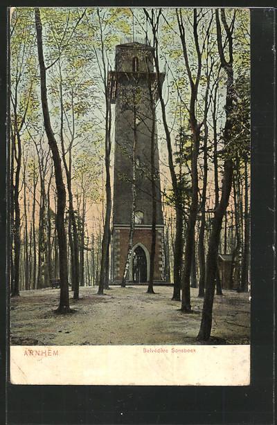 AK Arnheim, Belvedere Sonsbeek