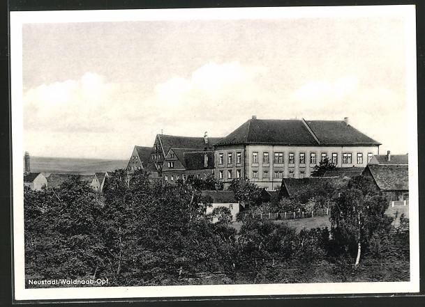 AK Neustadt-Waldnaab, Schloss  0