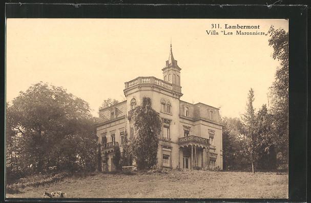 AK Lambermont, Villa \