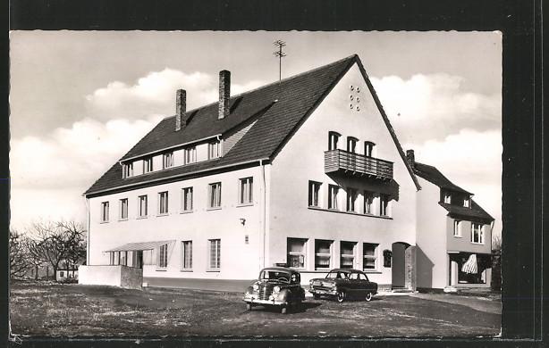 AK Strümpfelbrunn, Sockenbacher Hof, Bes. Alfred Habel 0