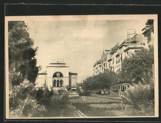 AK Timisoara, Bulevardul 30 Decembrie, Strassenbahn 0