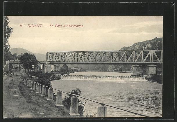 AK Dinant, Le Pont d`Anseremme 0
