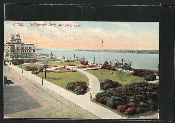 AK Memphis, Confederate Park 0