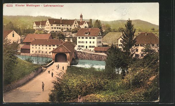 AK Wettingen, Kloster, Lehrerseminar 0