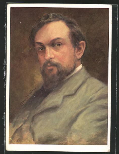 AK Portrait Claude-Achille Debussy  0
