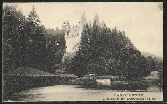AK Larochette, Chateau de Meysembourg 0