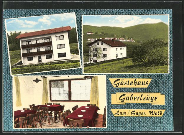AK Lam, Gästehaus \