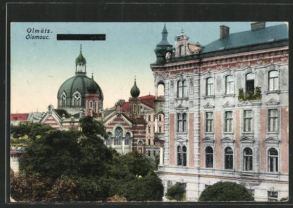 AK Olmütz, Synagoge 0