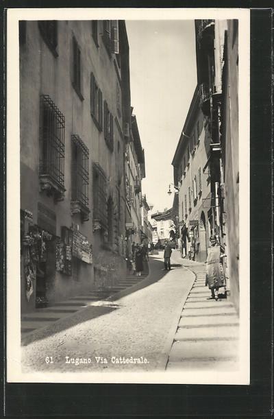 AK Lugano, Via Cattedrale 0