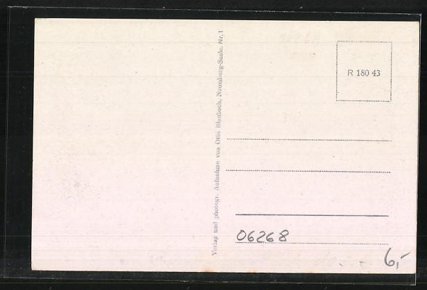 AK Gatterstädt, Ortsansicht, Denkmal 1914/1918, Strassenansichten 1