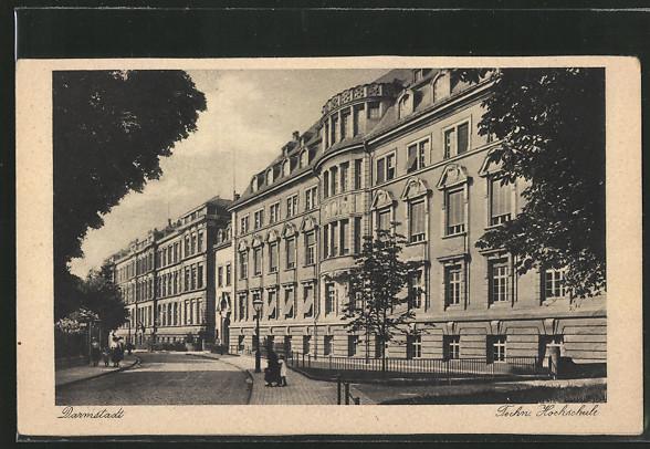 AK Darmstadt, Technische Hochschule 0