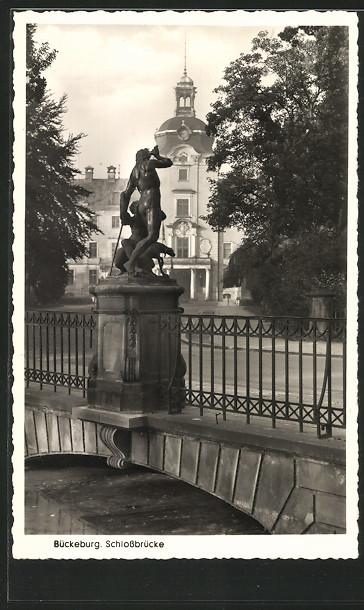 AK Bückeburg, Schlossbrücke 0