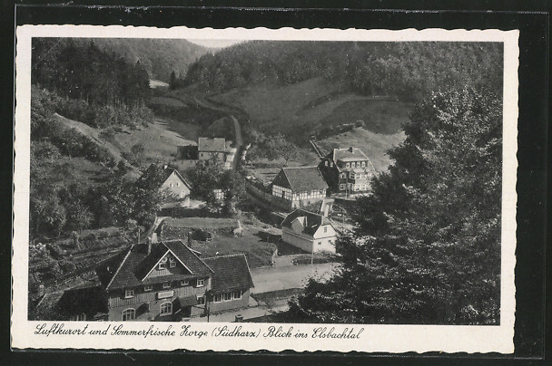 AK Zorge, Blick ins Elsbachtal 0
