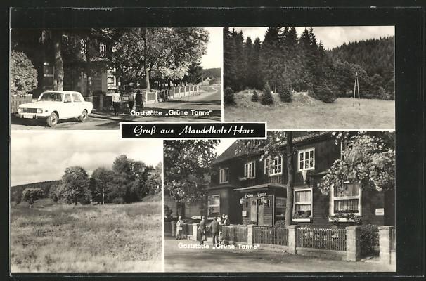 AK Mandelholz, Gaststätte \