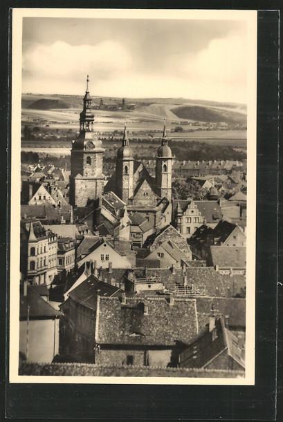 AK Eisleben, Kirche  0