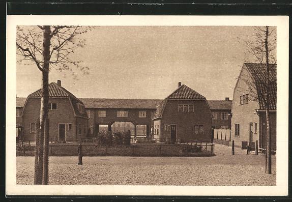 AK Oostzaan, Ortspartie