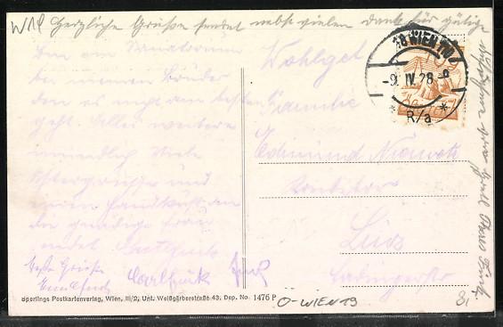 AK Wien, Krankenhaus der Wiener Kaufmannschaft in der Peter Jordanstrasse 1