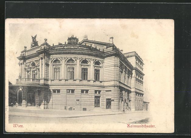 AK Wien, Raimundtheater 0