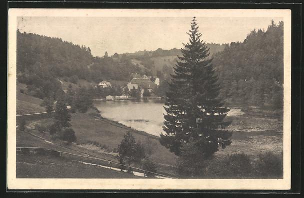 AK Porrentruy, Kurhaus Lützelhof au Lac de Lucelle