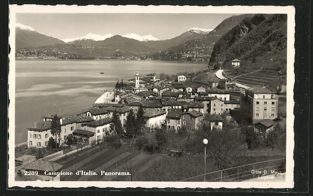 AK Campione, Panorama