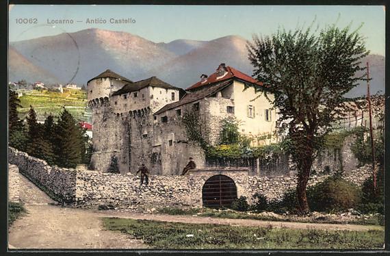 AK Locarno, Antico Castello