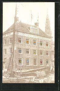 AK Amsterdam, Bureau für auswärtige Handeslbeziehungen