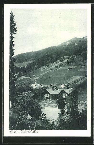 AK Gerlos i. Zillertal, Ortsansicht