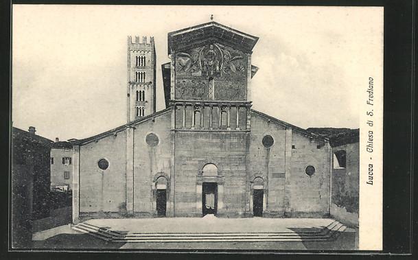 AK Lucca, Chiesa di S. Frediano
