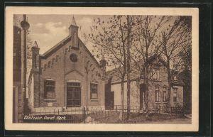 AK Westzaan, Geref. Kerk