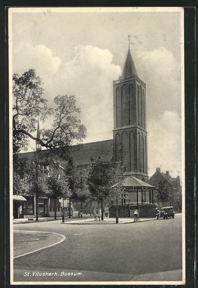 AK Bussum, St. Vituskerk