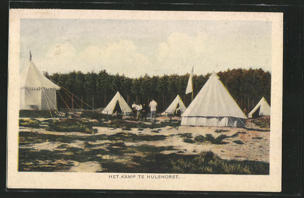 AK Hulshorst, Kamp voor Jongemannen