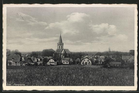 AK Ede, Panorama