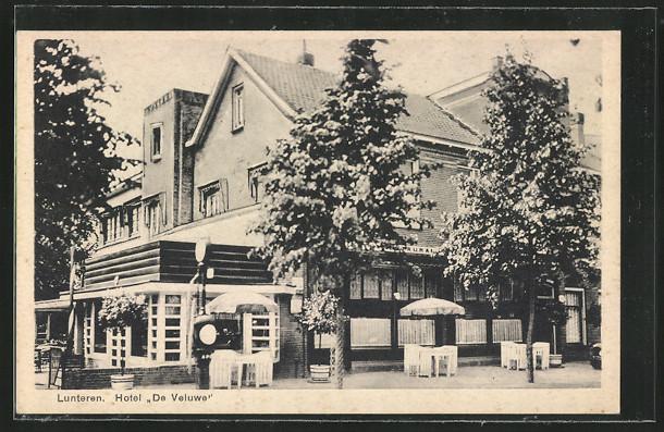 AK Lunteren, Hotel