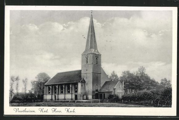 AK Voorthuizen, Ned. Herv. Kerk, Aussenansicht