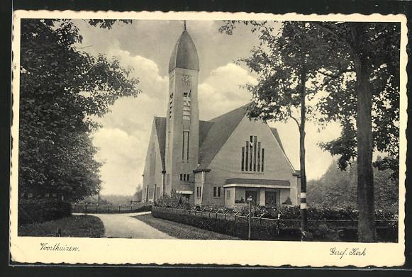 AK Voorthuizen, Geref. Kerk