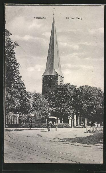 AK Vorden, in het Dorp, Kerk