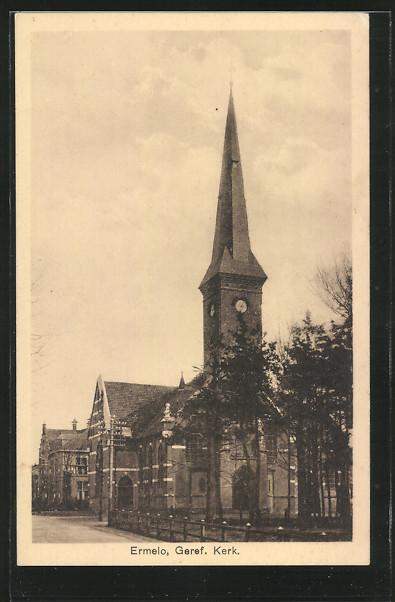 AK Ermelo, Geref. Kerk
