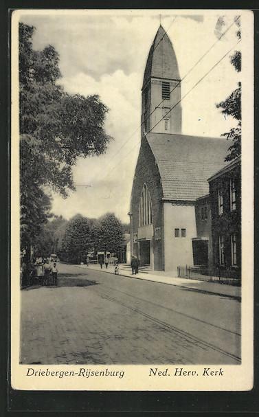 AK Driebergen-Rijsenbergen, Ned. Herv. Kerk