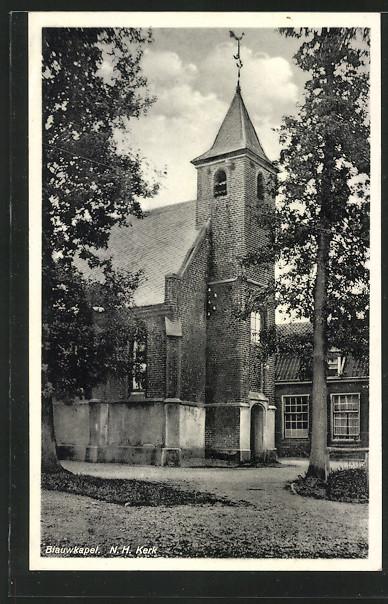 AK Blauwkapel, N. H. Kerk