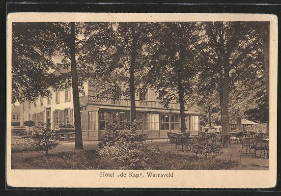 AK Warnsveld, Hotel De Kap