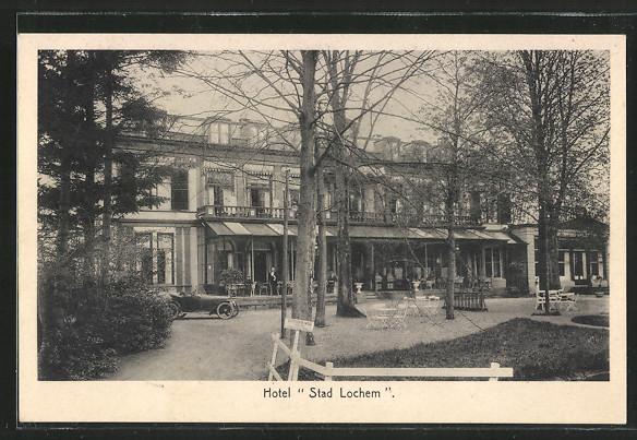 AK Lochem, Stad-Hotel
