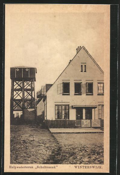 AK Winterswijk, Hulpwatertoren Scholtenenk